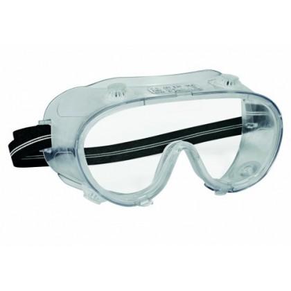 181,00 Brýle HOXTON číré nepřímo větrané
