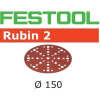Brusné kotouče STF D150/48 P120 RU2/10