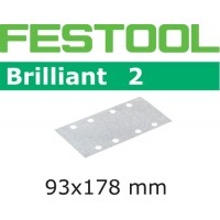 Brusný papír STF 93x178/8 P400 BR2/100
