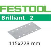Brusný papír STF 115x228 P120 BR2/10