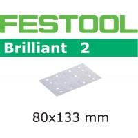 Brusný papír STF 80x133 P180 BR2/10