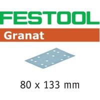 Brusný papír STF 80x133 P120 GR/10