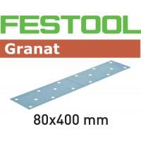 Brusný papír STF 80x400 P320 GR/50