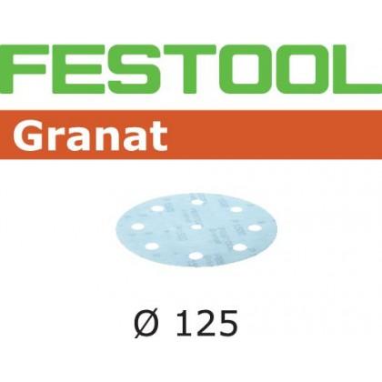 Brusné kotouče STF D125/8 P1500 GR/50
