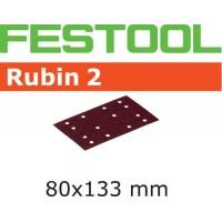 Brusný papír STF 80X133 P80 RU2/10