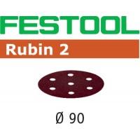 Brusné kotouče STF D90/6 P180 RU2/50