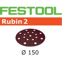 Brusné kotouče STF D150/16 P180 RU2/50