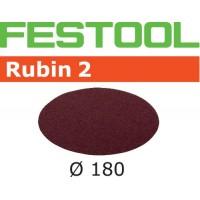 Brusné kotouče STF D180/0 P220 RU2/50