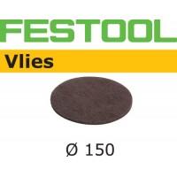 Brusné kotouče vlies STF D150/0 A100 VL/5
