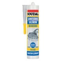 Sanitární neutrální silikon bílý 300ml